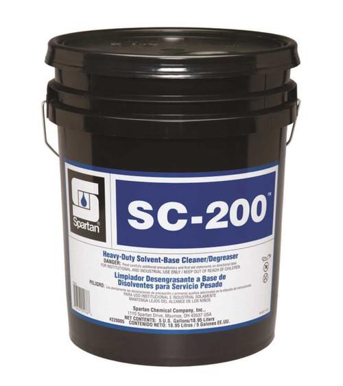 Spartan SC-200 Heavy-Duty Industrial Cleaner/Degreaser