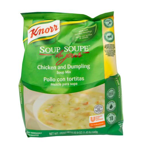 Knorr Soup Du Jour Chicken and Dumpling Soup Mix