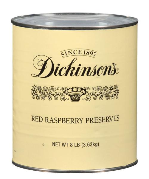 The J.M. Smucker Dickinson Red Raspberry Preserves