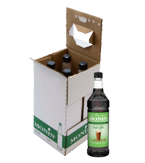 Monin Sweetened Iced Coffee Concentrate
