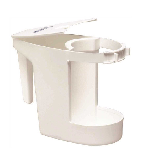 Renown White Super Toilet Cleaning Caddy