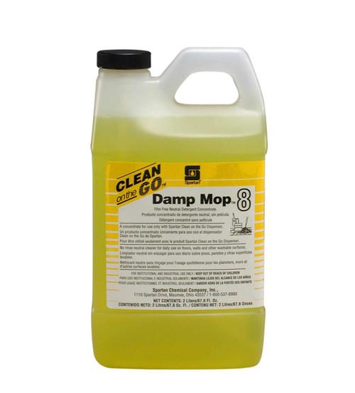 Damp Mop 8 Clean On The Go Film Free Neutral Detergent