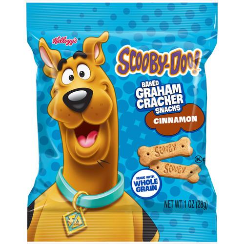 Keebler Scooby Doo Cinnamon Graham Cracker Sticks