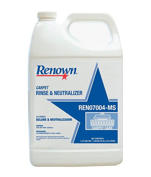 Renown Carpet Rinse & Neutralizer