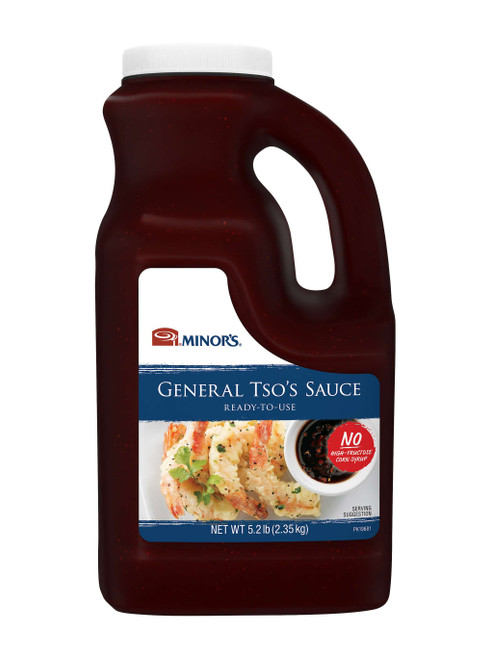 Minor's Ready to Use General Tso's Sauce