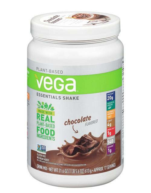 Vega Essentials Chocolate Tub