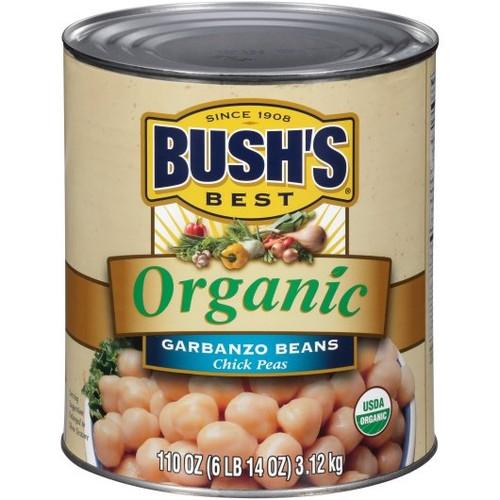 Bush's Best 100% Organic Garbanzo Beans