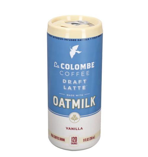 La Colombe Coffee Oat Milk Draft Latte, Vanilla