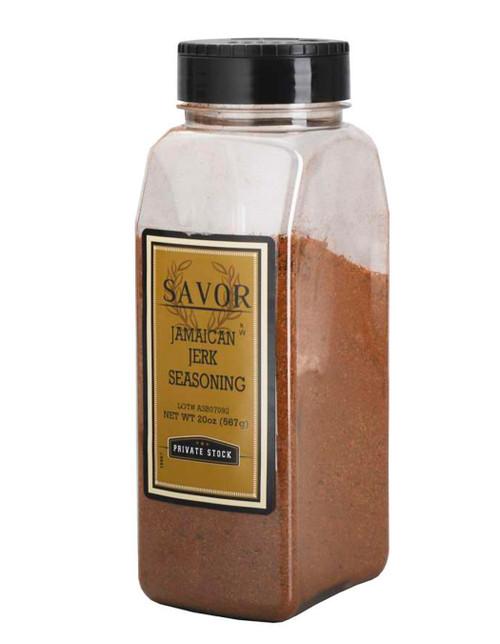 Savor Brands Jamaican Jerk Seasoning