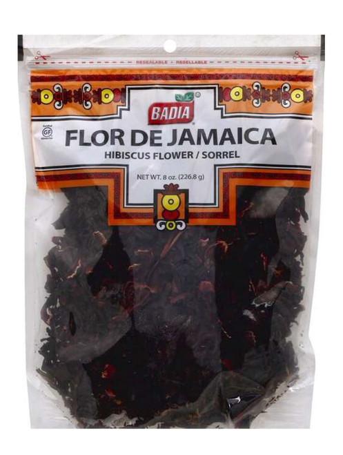 Badia Flor De Jamaican (Hibiscus Flowers)