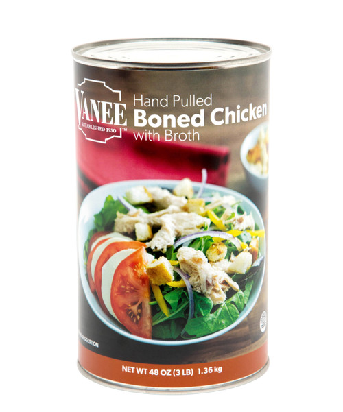 Vanee Boned Chicken with Broth