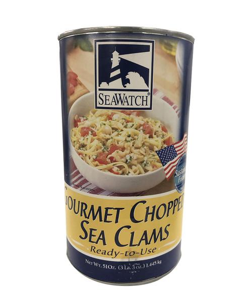 Sea Watch Ready to Use Gourmet Chopped Sea Clams