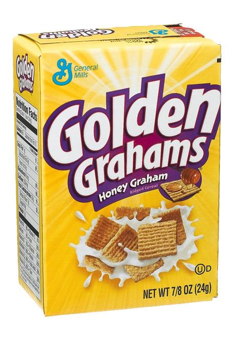 General Mills Golden Honey Grahams Ridged Cereal