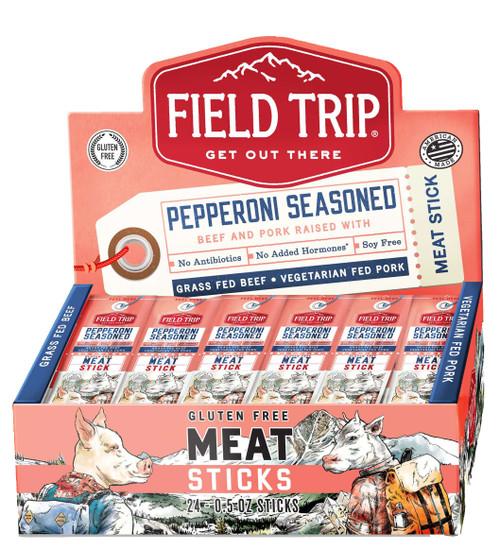 Field Trip Jerky Pepperoni Meat Stick