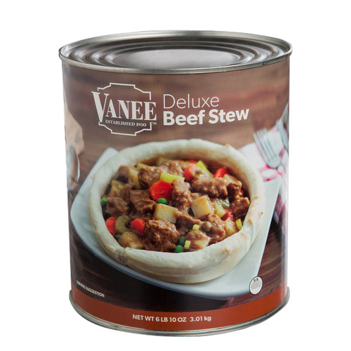 Vanee Deluxe Beef Stew