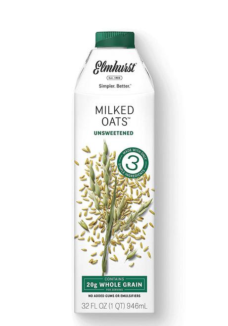 Elmhurst Milked Unsweetened Oats