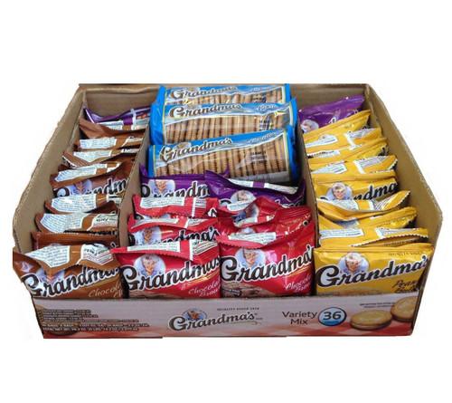 Frito-Lay, Inc. Grandma's Cookies Variety Tray