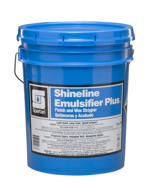 Spartan Shineline Emulsifier Plus, Finish and Wax Stripper, Fresh Scent