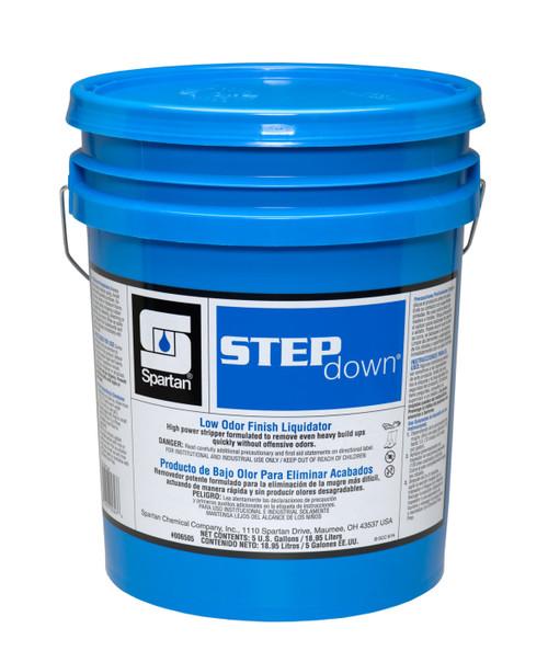 Spartan Step Down Low Odor Stripper, 5 Gallons