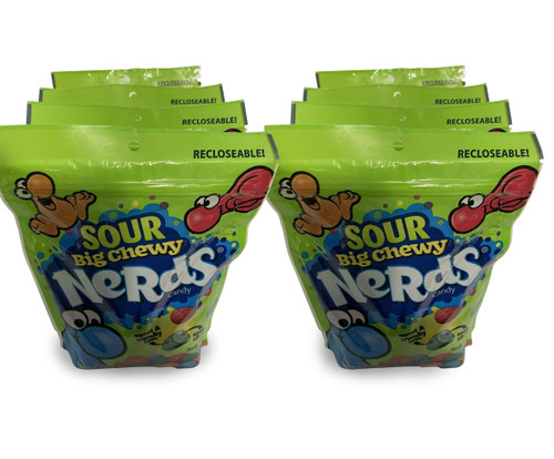 Nerds Sour Big Chewy Stand Up Bag