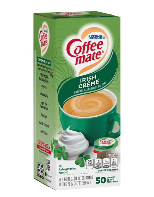 Coffee-Mate Irish Creme Single Serve Liquid Creamer
