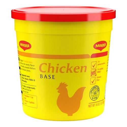 Maggi Chicken Base (No Added MSG) Gluten Free