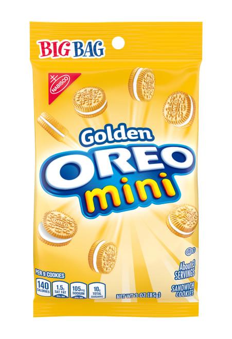 Mondelez 3Z Mini Golden Oreo Cookies
