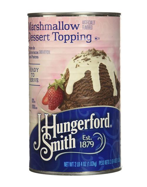 J Hungerford Smith Marshmallow Dessert Topping