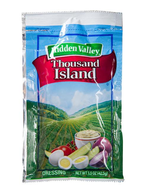 Hidden Valley Thousand Island Portion Pack Dressing