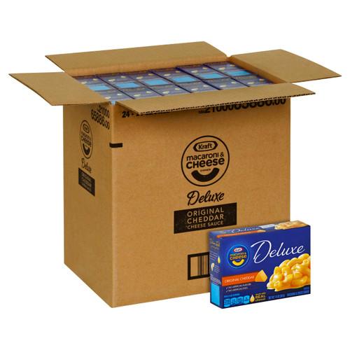 Kraft Entree Deluxe Macaroni & Cheese Dinner