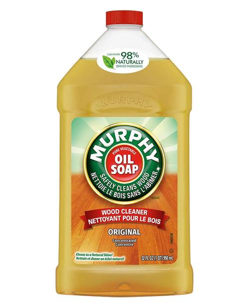 Murphy Oil Soap Wood Cleaner, Original