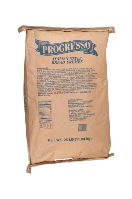 Progresso Italian Style Bread Crumbs Bag