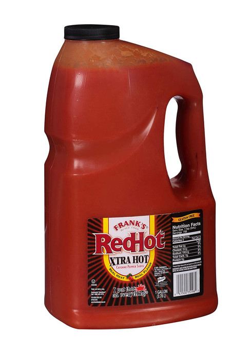 Frank's Redhot Xtra Hot Cayenne Pepper Sauce