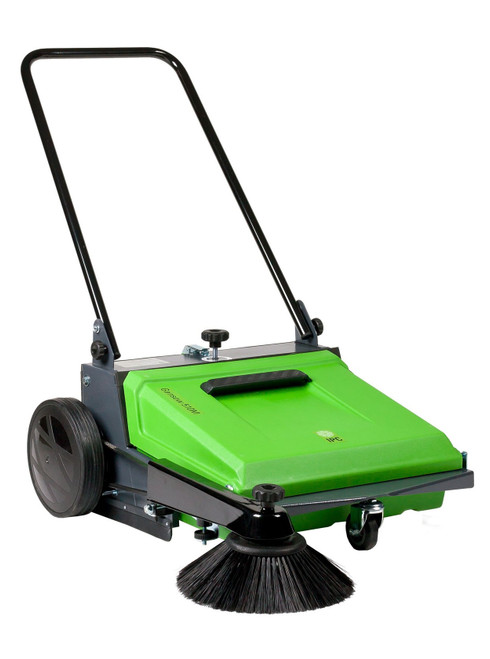 "IPC Eagle TK500M 28"" Manual Walk Behind Vacuum Sweeper (510M)"
