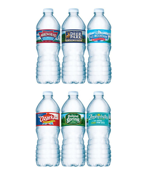 Nestle Waters N.A. Bottled Natural Spring Water