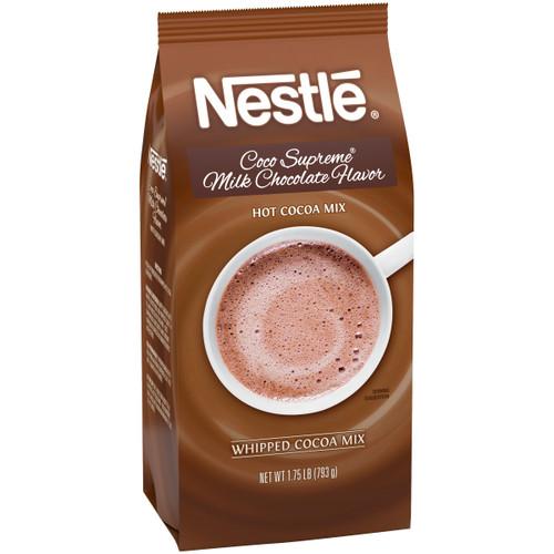 Nestle Coco Supreme Milk Chocolate Flavor, Hot Cocoa Mix