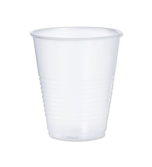 Dart Conex Galaxy Polystyrene Plastic Cold Cups, Squat, Translucent