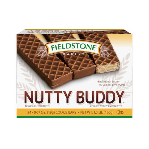 Fieldstone Nutty Buddy Bar