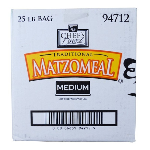 Chef's Finest Medium Matzoh Meal