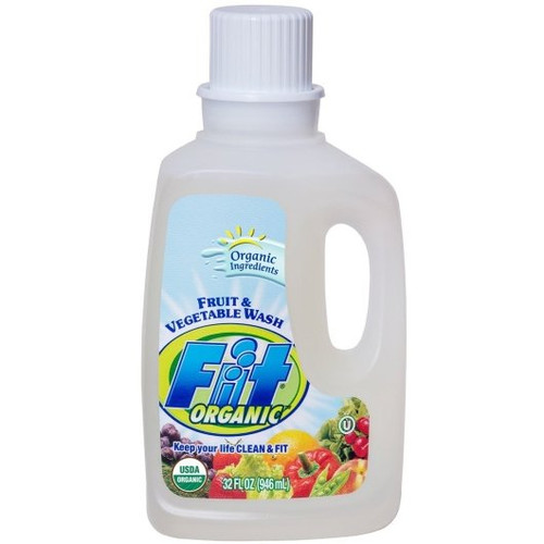 Fit Organic Fruit and Vegetable Wash Refill