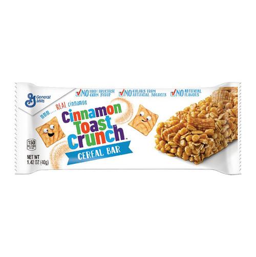 Cinnamon Toast Crunch Cereal Bar, 1.42 Ounce, 96 Per Case