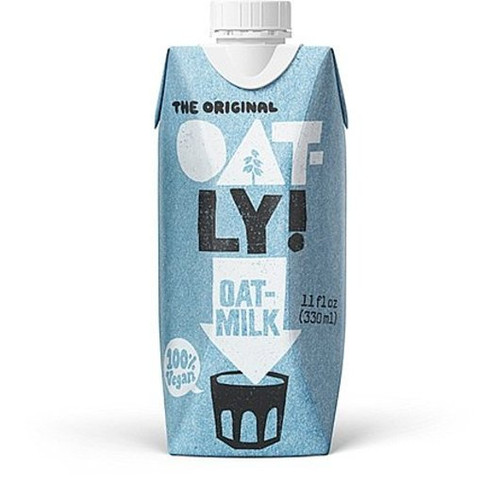 Oatly Oat Milk Original Flavor