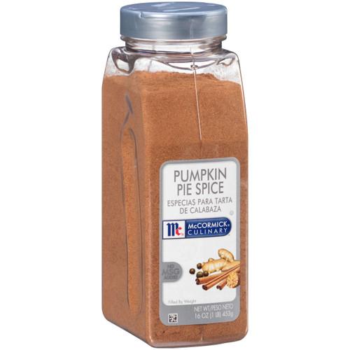 McCormick Pumpkin Pie Spice, 1 Pound (6 Packs)