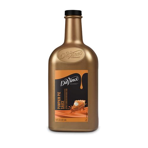 Davinci Gourmet Classic Pumpkin Pie Sauce 64 oz (6 Bottles)