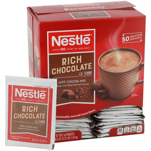 Nestle Hot Cocoa Mix Rich Chocolate