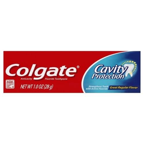 Colgate Cavity Protection Great Regular Flavor Toothpaste, 8oz, 24/cs