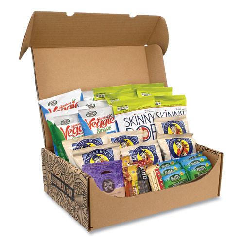 Snack Box Pros Gluten Free Snack Box, 32 Assorted Snacks
