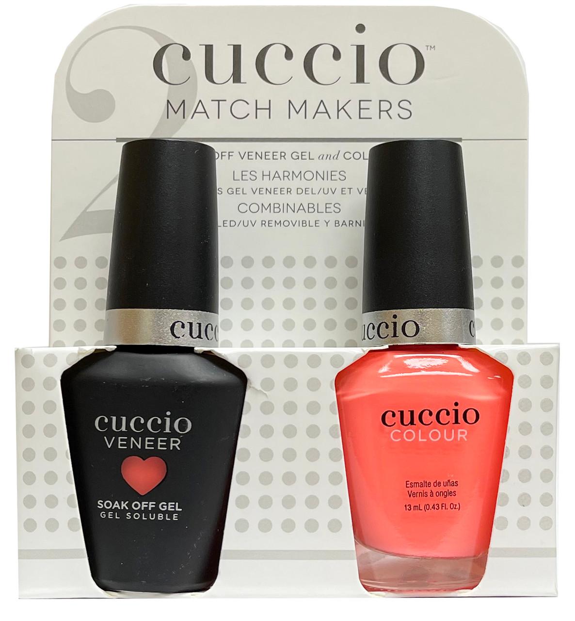 CUCCIO Gel Color MatchMakers Paradise City - 0.43oz / 13 mL