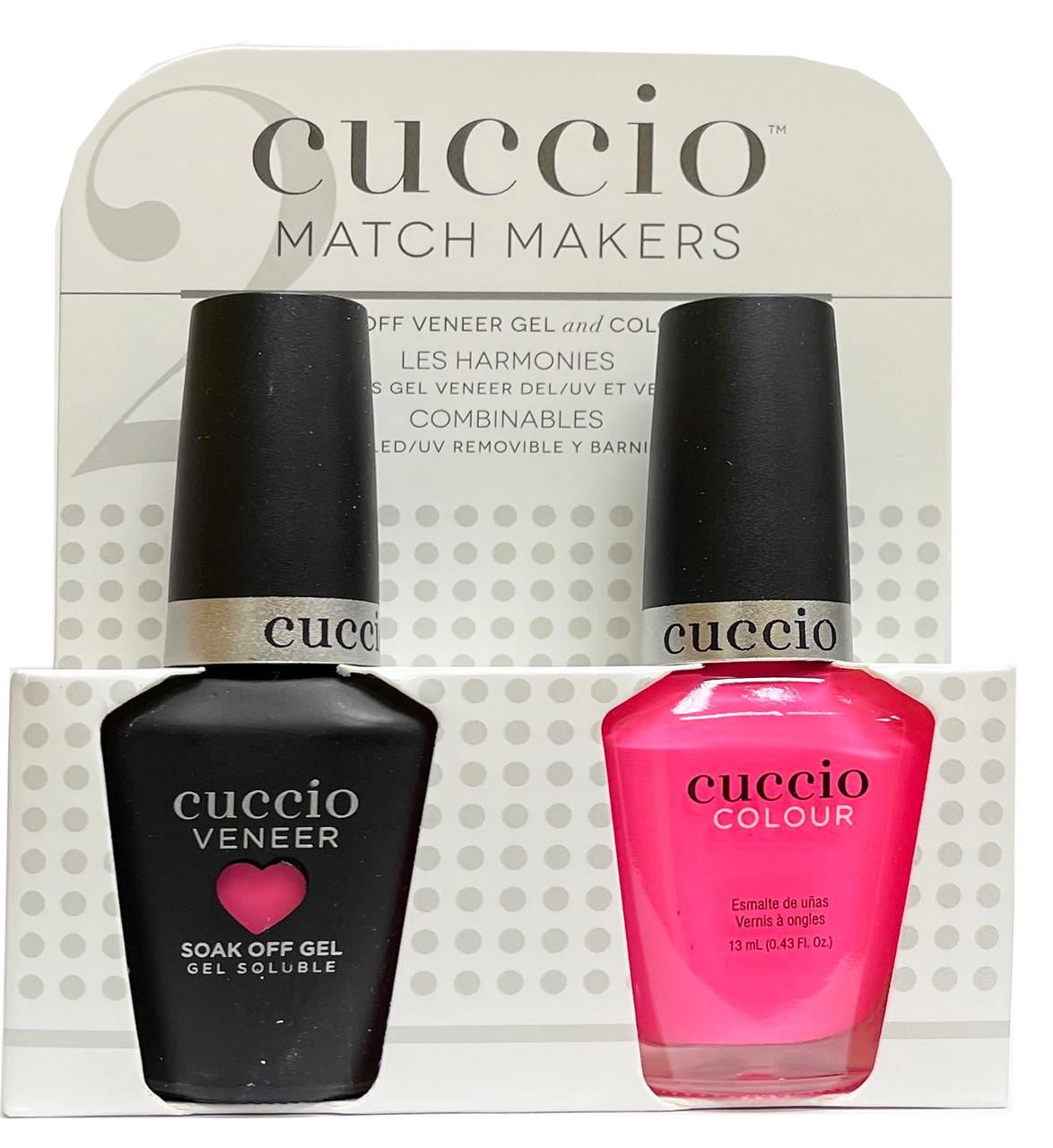 CUCCIO Gel Color MatchMakers Love is a Battlefield - 0.43oz / 13 mL