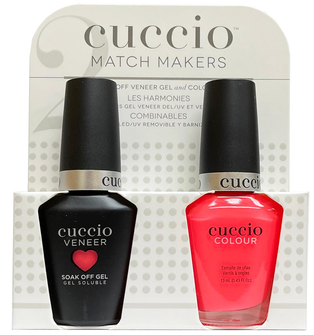 CUCCIO Gel Color MatchMakers Rock the Casbah - 0.43oz / 13 mL